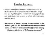 feeder patterns3