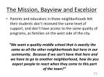 the mission bayview and excelsior2