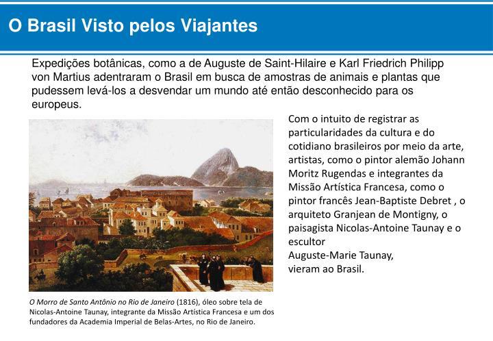 O Brasil Visto pelos Viajantes