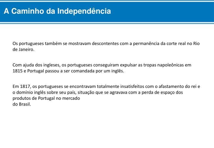A Caminho da Independência