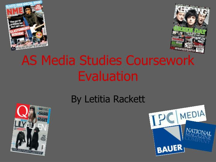 as media studies coursework Media studies major program of college coursework before and impact of the major mass media on american life media studies is not a preprofessional.