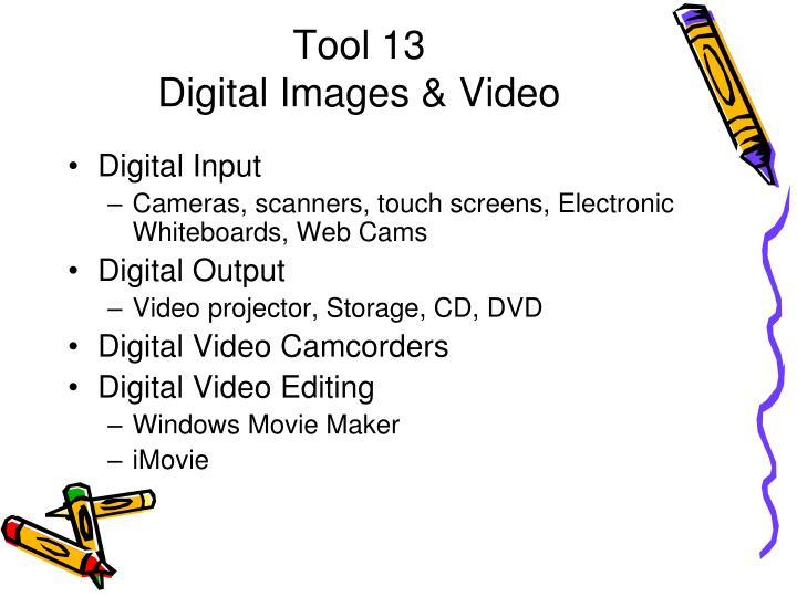 Tool 13
