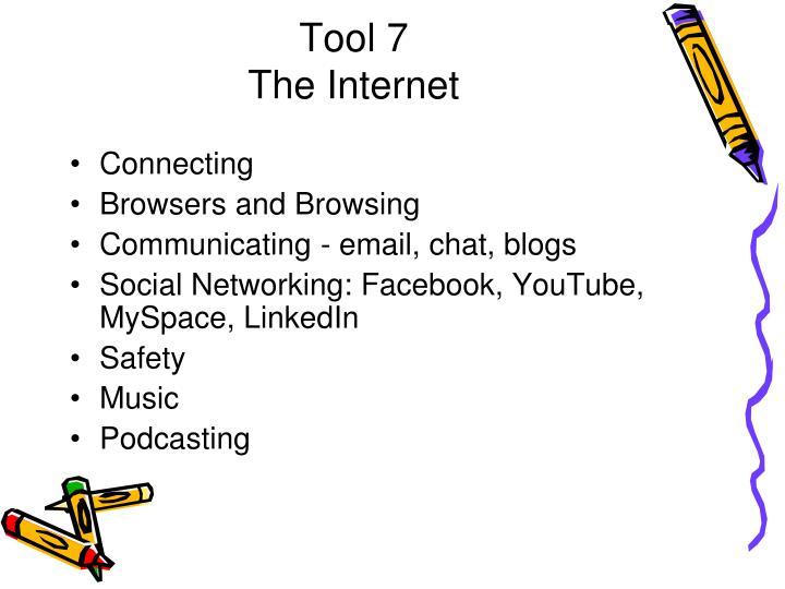 Tool 7