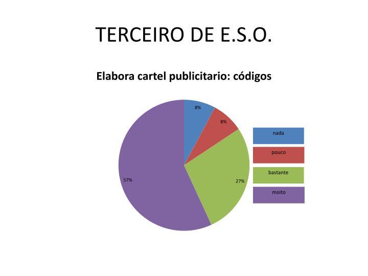 TERCEIRO DE E.S.O.