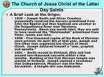 the church of jesus christ of the latter day saints3