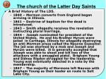 the church of the latter day saints3