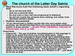 the church of the latter day saints6