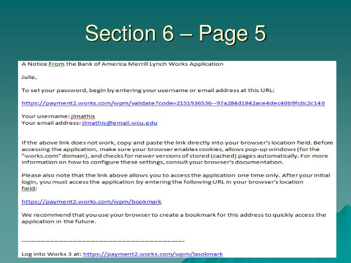 Section 6 – Page 5