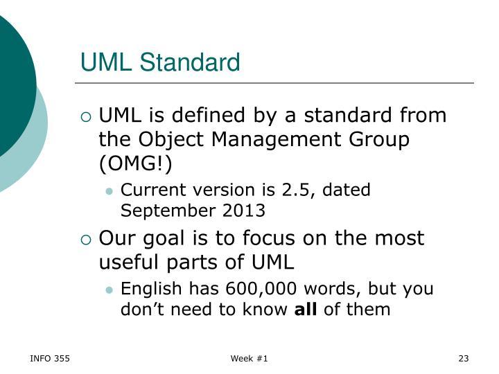 UML Standard