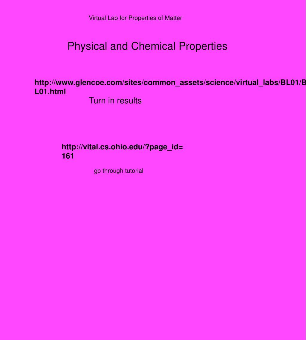 PPT - Priority Standard PSc 2 1 Understand types, properties