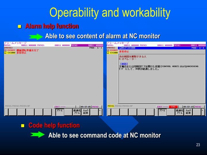 Fanuc 15m Alarm code manual kit