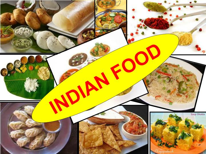 PPT - INDIAN FOOD PowerPoint Presentation - ID:6215539