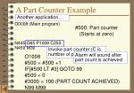 a part counter example