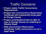 traffic concerns1
