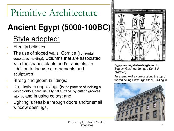 Primitive architecture1