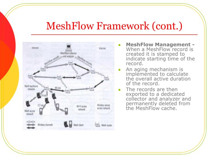 MeshFlow Framework (cont.)