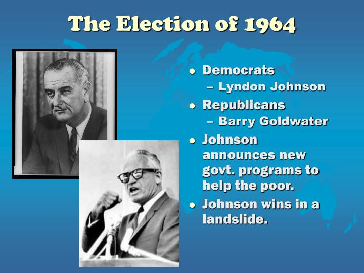 The Election of 1964