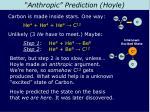 anthropic prediction hoyle