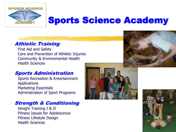 Sports Science Academy