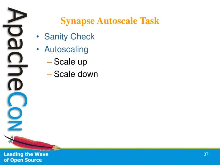 Synapse Autoscale Task