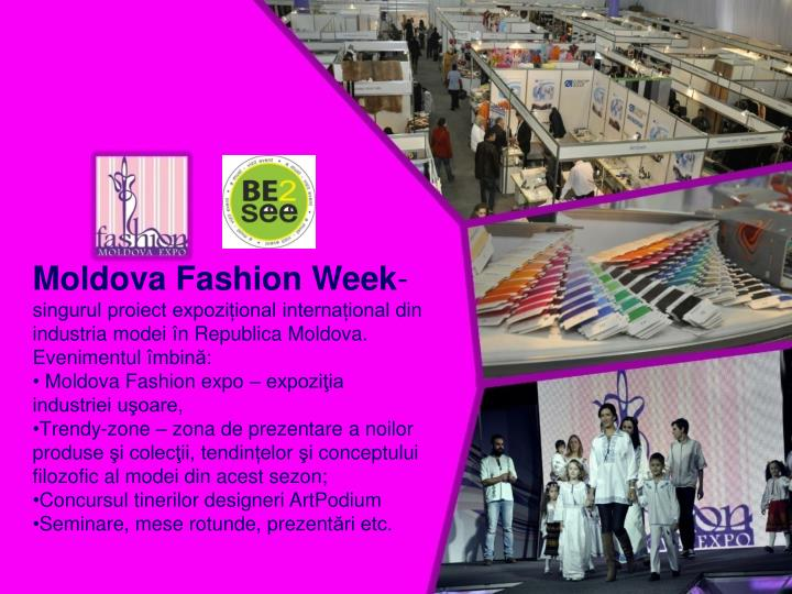 Moldova Fashion Week