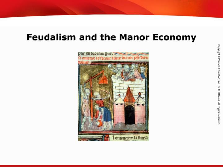 feudalism and the manor economy n.
