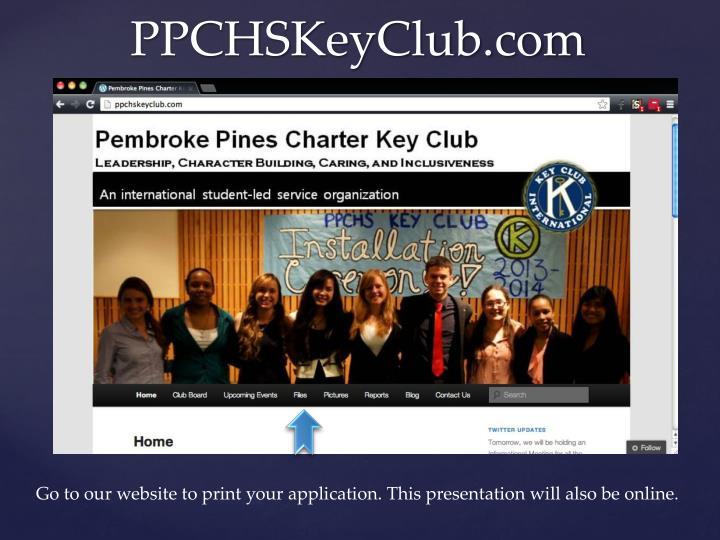 PPCHSKeyClub.com