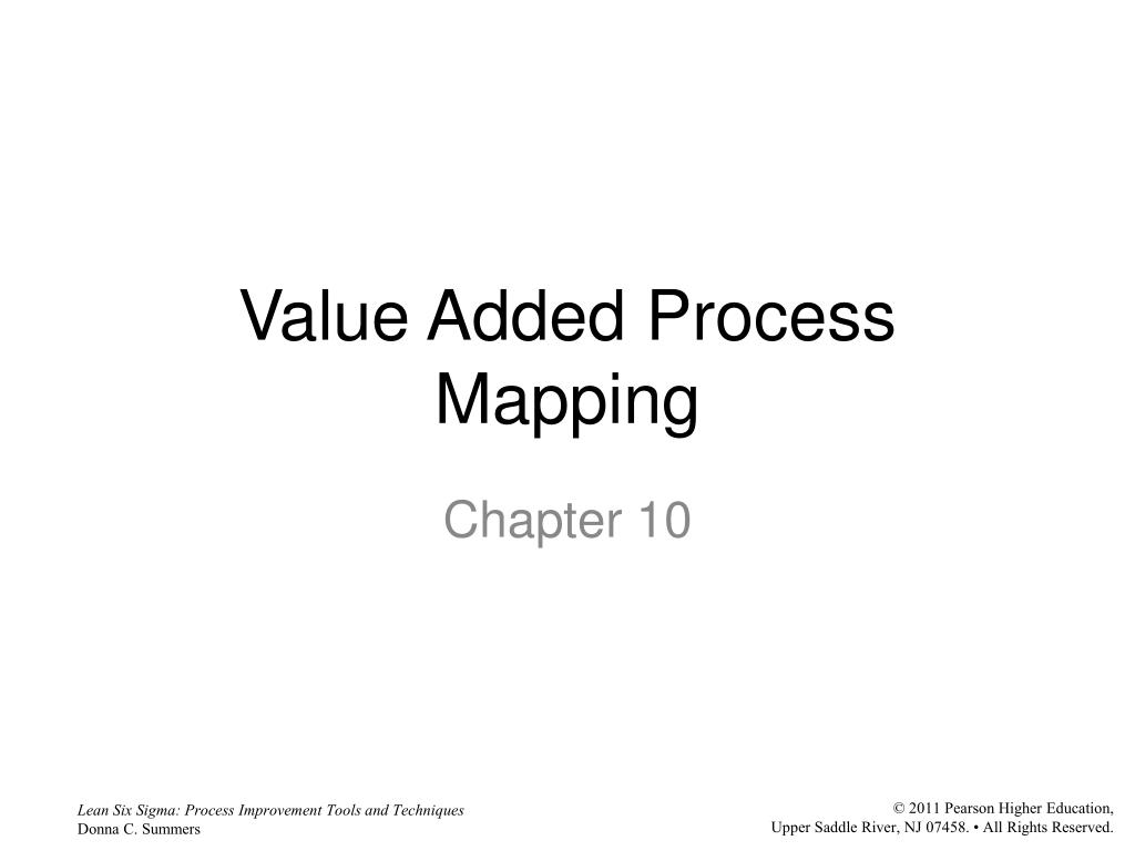 ppt value added process mapping powerpoint presentation id 6220418