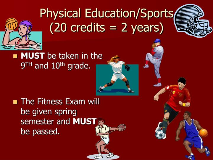 Physical Education/Sports