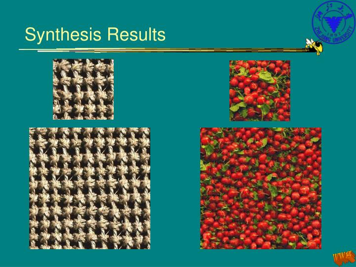 Synthesis Results