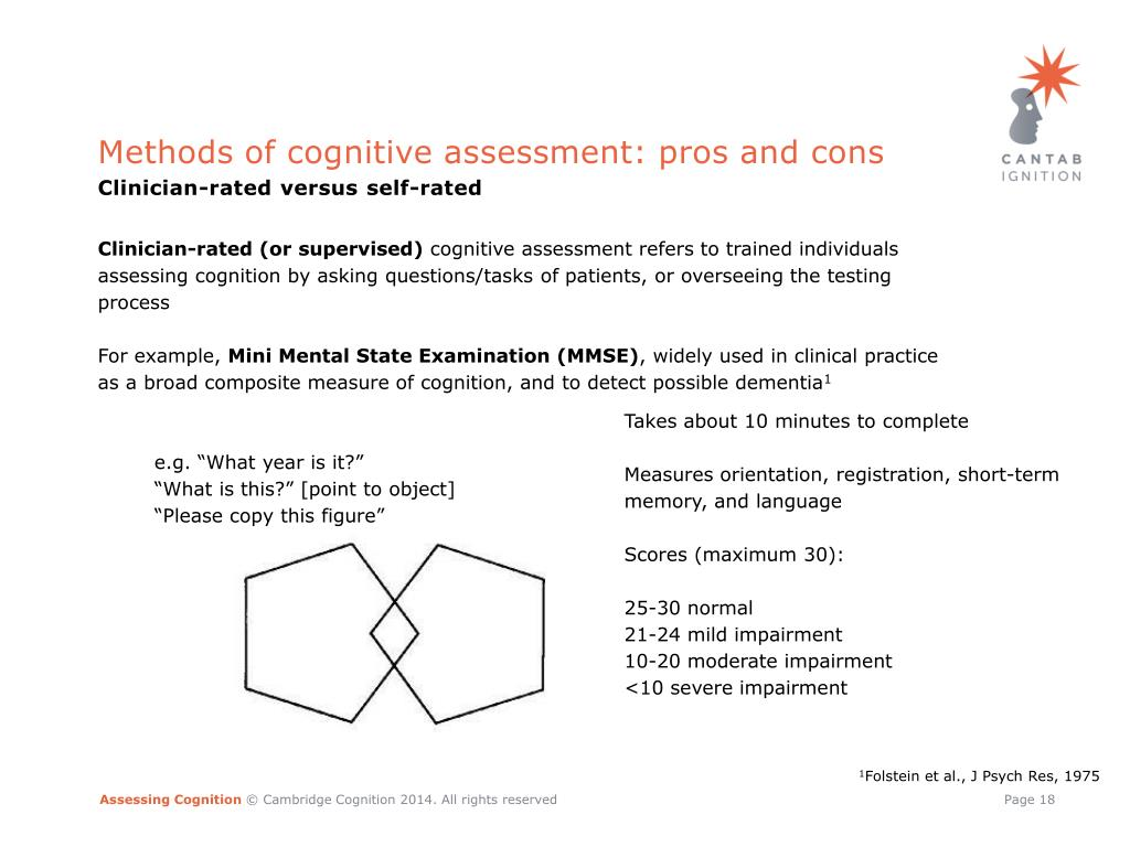 PPT - Assessing Cognition PowerPoint Presentation - ID:6223305