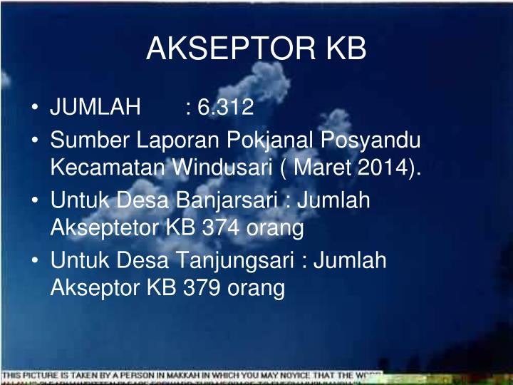 AKSEPTOR KB