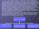 s katrechko ding ontology of aristotle vs sachverhalt ontology of wittgenstein