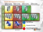 server management licensing
