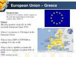 european union greece