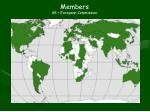 members 65 european commission