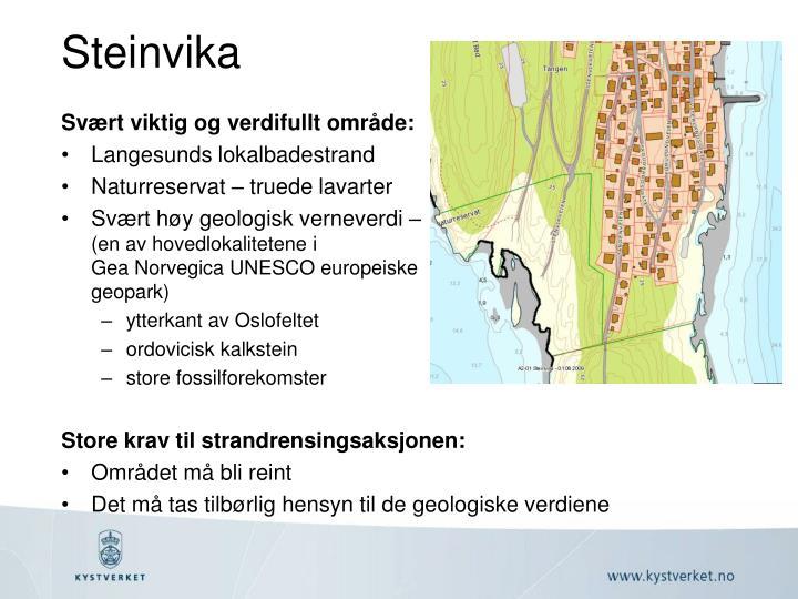 Steinvika