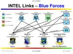 intel links blue forces