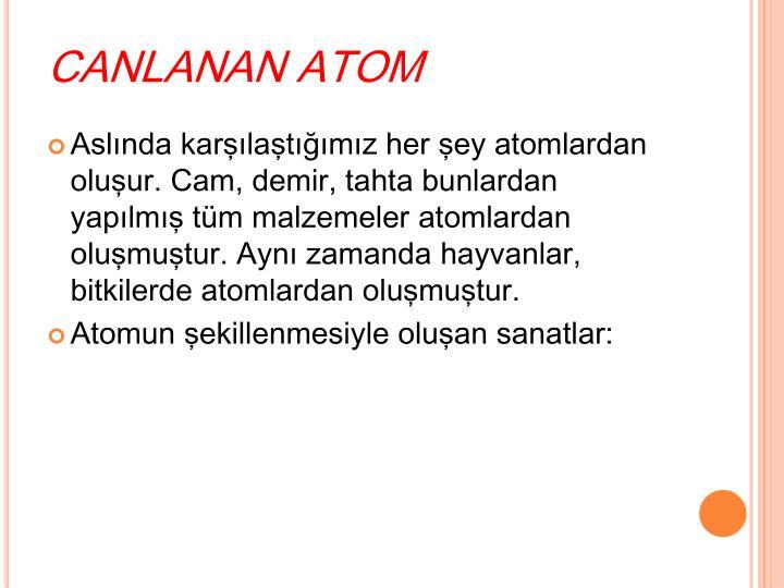CANLANAN ATOM