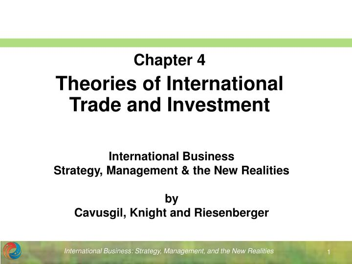 an essay on the international trade International trade is a catalyst of growth and the study of international economics enjoys immense popularity moreover, trade policies are often the only available effective tool for conducting foreign policy.