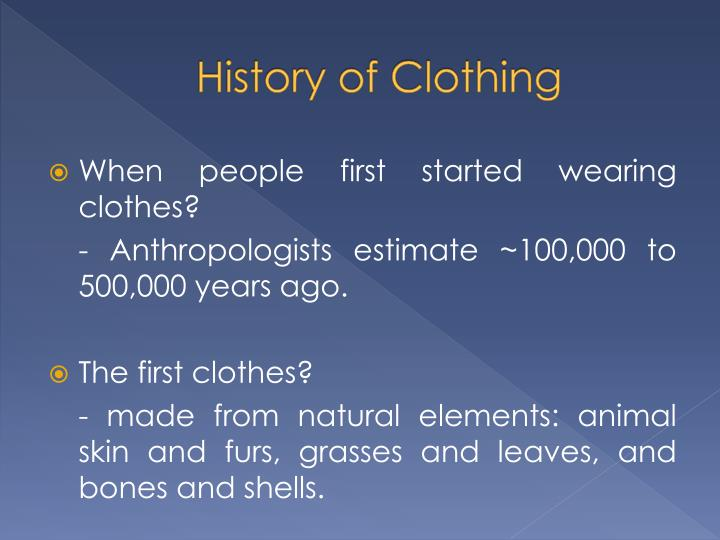 Ppt Nanotechnology In Clothing Powerpoint Presentation