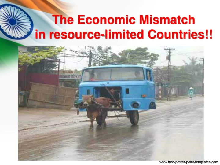 The Economic Mismatch