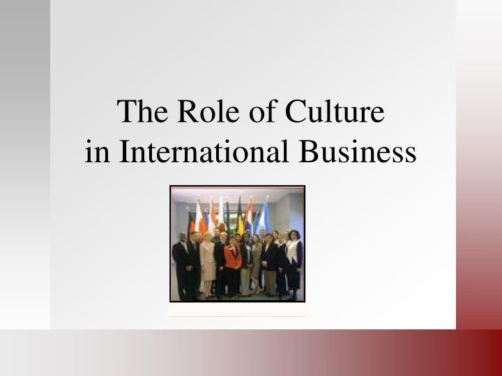the role of culture in compensation Culture and ceo compensation  instrumental variables analysis and the role of national culture in corporate finance august 2018 financial management in this paper, we identify and review.