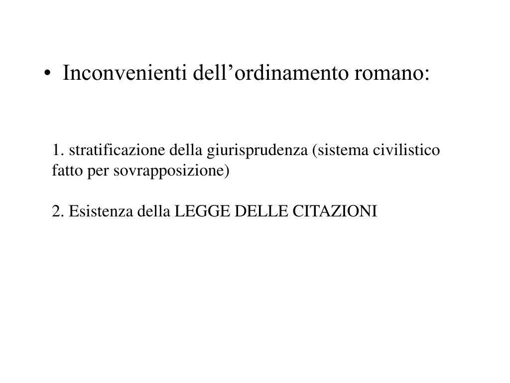 Ppt Diritto Romano Powerpoint Presentation Free Download