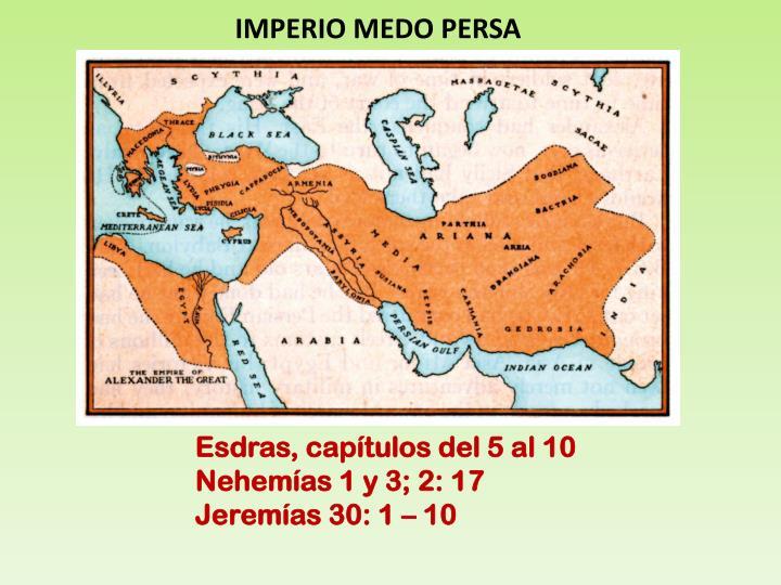 IMPERIO MEDO PERSA