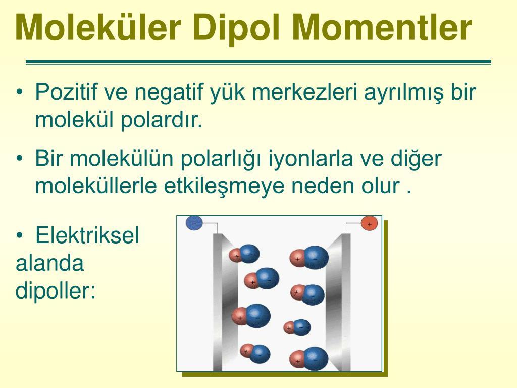 PPT - Mole kü l e r Geometr i PowerPoint Presentation ...
