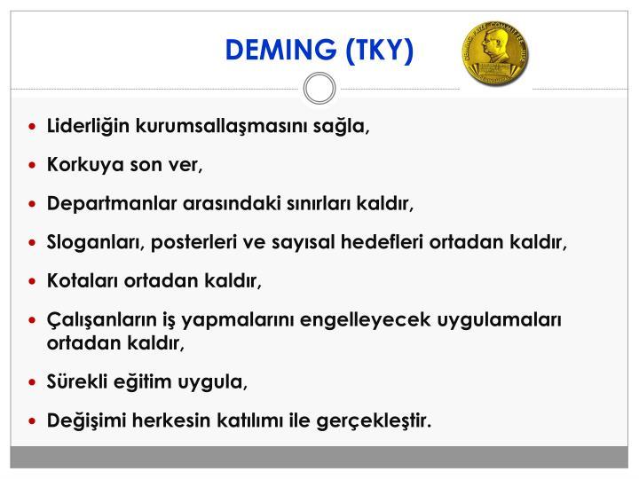 DEMING (TKY)