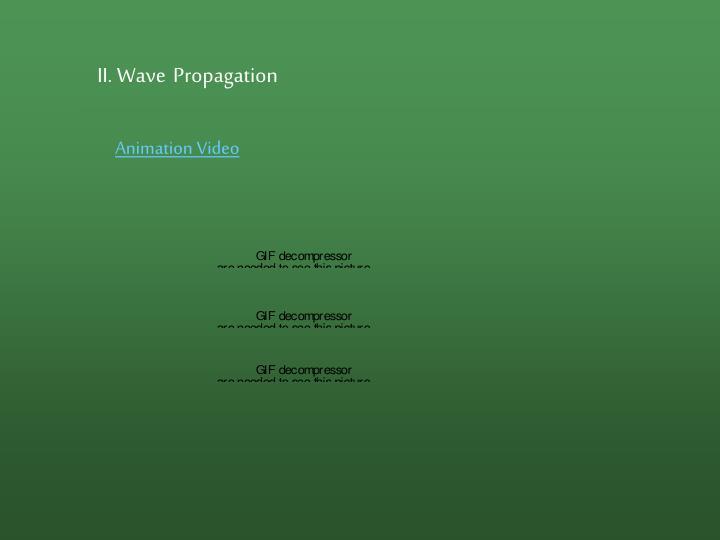 II. Wave