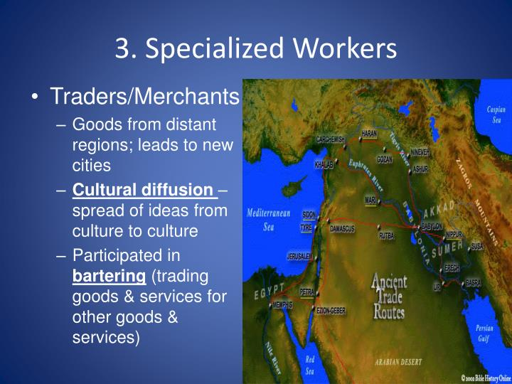 3. Specialized Workers