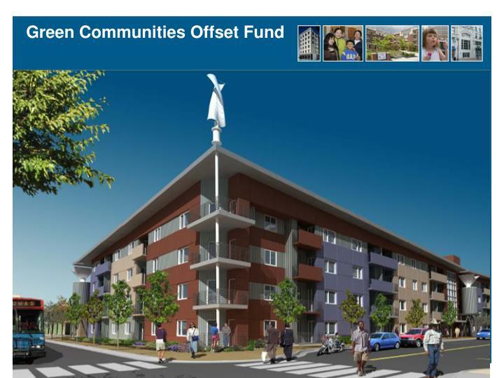 Green Communities Offset Fund
